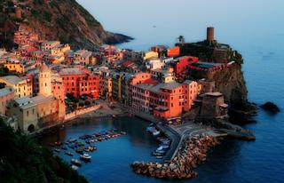 Private - Pisa & Cinque Terre Tour  from Siena