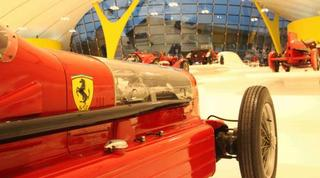 Private - Ferrari Tour with Acetaia from Siena
