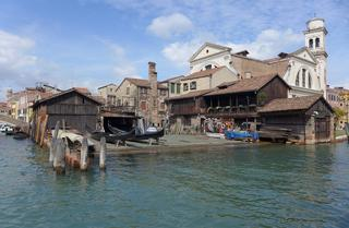 Private – An Historical Gondola Yard