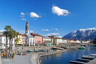 FD tour to Lake Como & Lake Lugano
