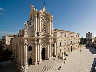 Private - The Beautiful City of SIRACUSA - Excursion from Taormina