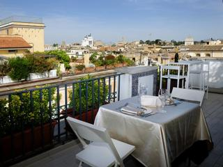 Private - Rome Dinner at the Penthouse (personal chef and menu under specific request)