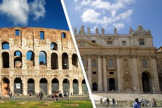 PRIVATE - ROME IN A DAY - VATICAN AND COLOSSEUM SKIP THE LINE TOUR