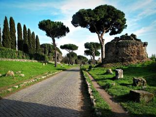 Private - Life in Ancient Rome: Caracalla Bath, Ancient Appian Way, Circus Maximus