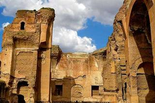 Private - Life in Ancient Rome: Caracalla Bath and Colosseum