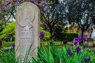 Private - On Poets' Footsteps: Keats and Shelley Memorial House and The non-Catholic Cemetery