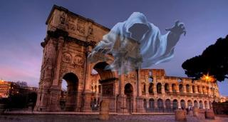 Private - Roman Ghosts: A night walk with Storytelling