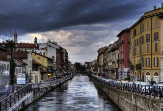 Private - The Armani Museum and Navigli walking tour