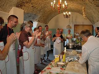 PRIVATE - Cooking class in Ravello from Sorrento