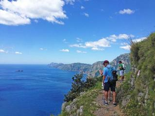 PRIVATE HIKING - PATH OF THE GODS FROM SORRENTO